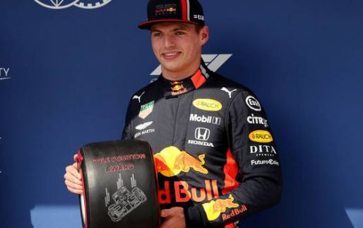 "Image: Verstappen: ""Winning twice is more than we had expected"""