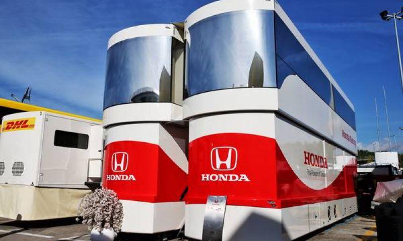 Afbeelding: Honda: