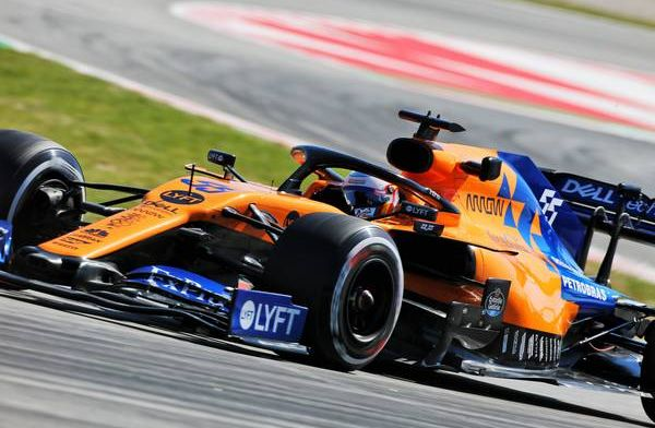 Carlos Sainz can't complain after a very strong season so far