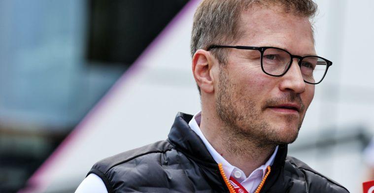 Volgens Seidl komt terugkeer McLaren door ingrijpende veranderingen van Zak Brown