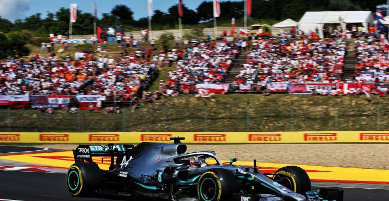 Indy-kampioen onder indruk van Formule 1: Je ziet de auto écht veranderen