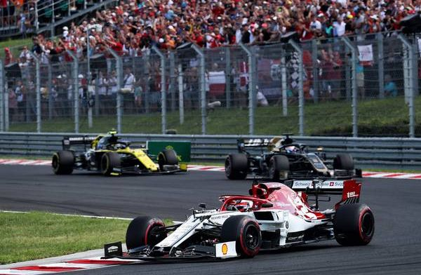 Change in approach for engines in F1