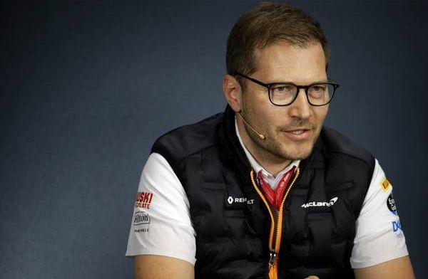 McLaren not against adding to race calendar