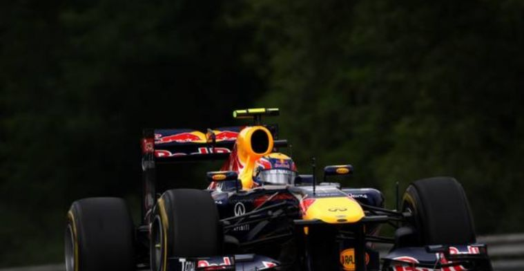 Vettel recalls title winning RB7