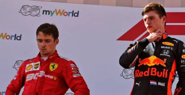 Charles Leclerc and Max Verstappen in world's top 50 most marketable sportspeople!