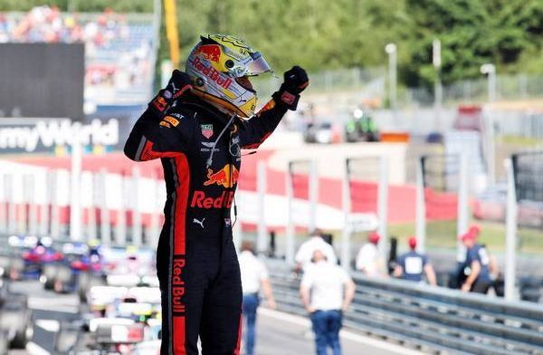 Verstappen not interested in finishing second in 2019!