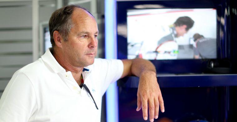 """Berger blikt terug op F1-loopbaan: Ik genoot echt van het risico"""""""