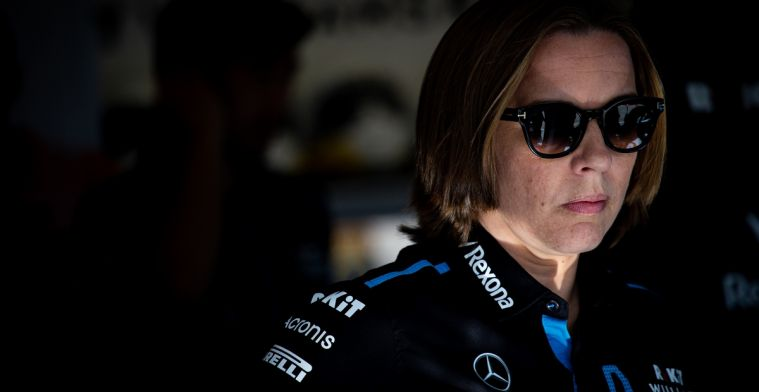 Claire Williams: Discussie over banden is een red herring