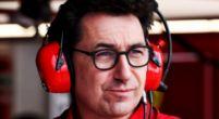 """Afbeelding: Stroef seizoen van Ferrari komt volgens Binotto """"Niet door andere rol"""""""