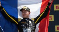 """Afbeelding: F2-coureur Hubert over contact met Prost: """"Hij gaf mij veel nuttige tips"""""""
