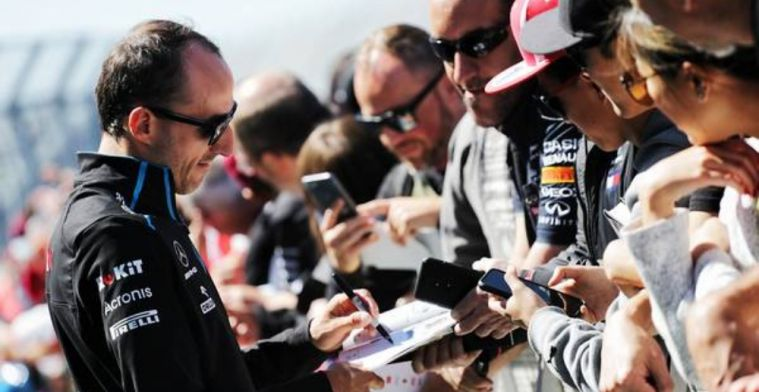 Kubica's future in F1 in doubt