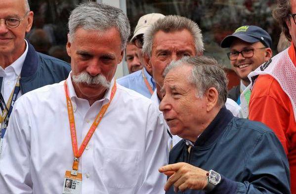 Carey: 'Behouden van GP Spanje past bij visie vast te houden aan de F1-roots'