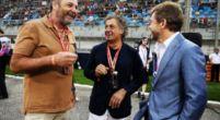 Image: Gerhard Berger, Derek Warwick and Sergey Sirotkin celebrate their birthdays today!