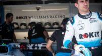 Image: Nicholas Latifi set to test for Williams at Belgian Grand Prix