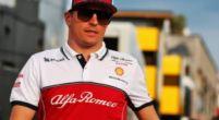 "Image: Kimi Raikkonen ""working perfectly"" with Alfa Romeo"