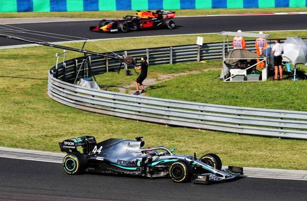 Lewis Hamilton admits that perfection is a little way off for new update
