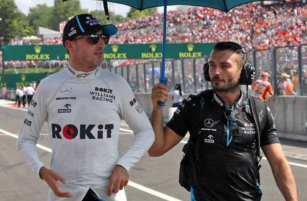 Robert Kubica feels that Spa is a great place