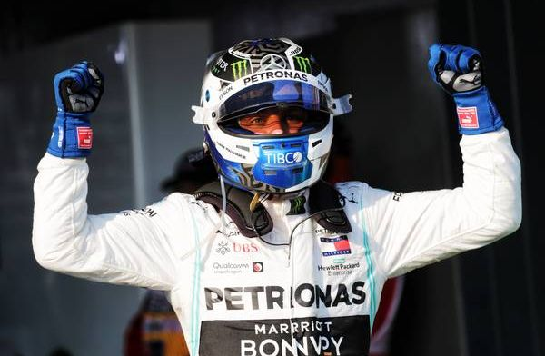 Bottas says he is still targeting title after Mercedes contract announcement!