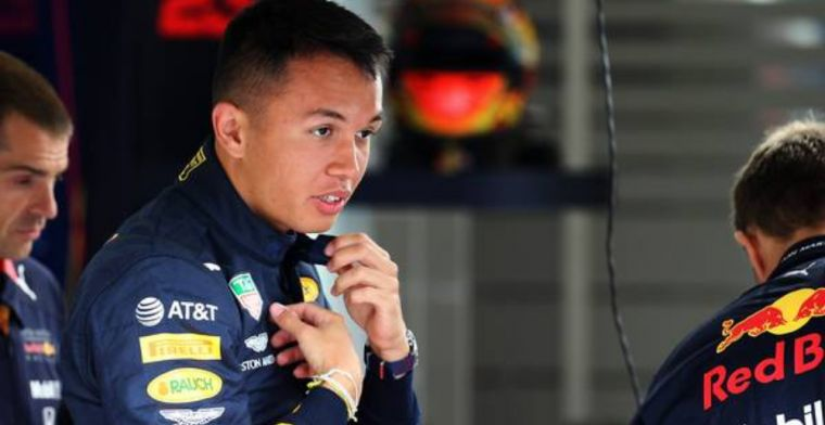 BREAKING: Albon takes engine penalties - will start last in Belgium!
