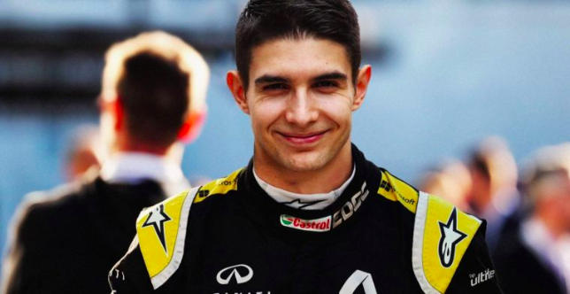 Esteban Ocon: I am very proud to become a Renault driver