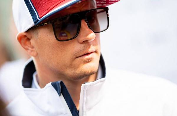 Kimi Raikkonen gives injury update!
