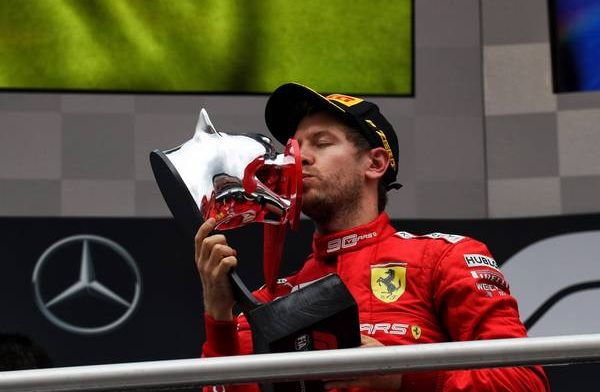 Vettel says F1 needs to race in Germany despite calendar omission