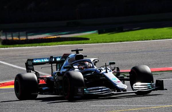 Hamilton admits he'd rather have Bottas as a teammate than Rosberg