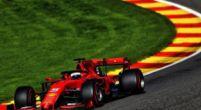 Image: Sebastian Vettel fastest in Ferrari FP1 lockout at the Belgian Grand Prix
