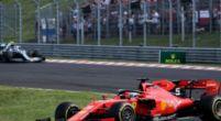 Afbeelding: Vettel baalt van het verlies van de Duitse Grand Prix
