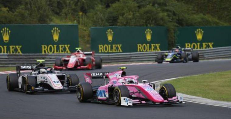 Mercedes and Renault cancel media session after F2 crash!