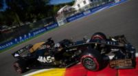Image: Grosjean satisfied with qualifying but is aware up the uphill battle on Sunday
