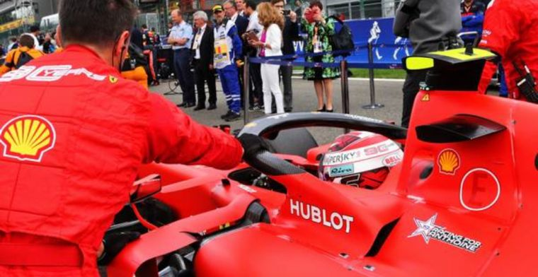 Charles Leclerc dedicates first victory to friend Anthoine Hubert