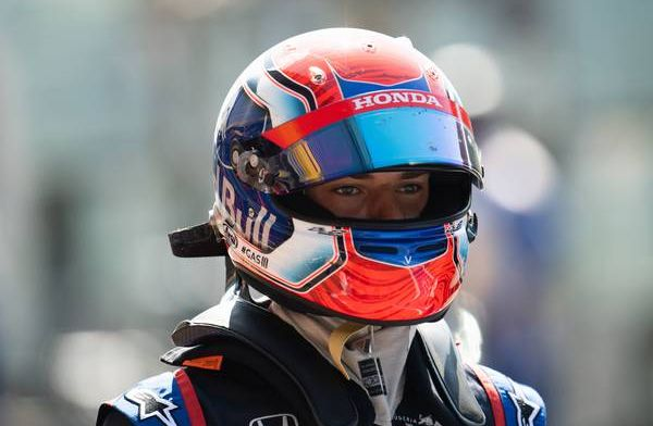 Pierre Gasly told Charles Leclerc please win this race for Anthoine Hubert