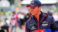 "Image: Daniil Kvyat ""very happy"" after finishing Belgian Grand Prix 7th"