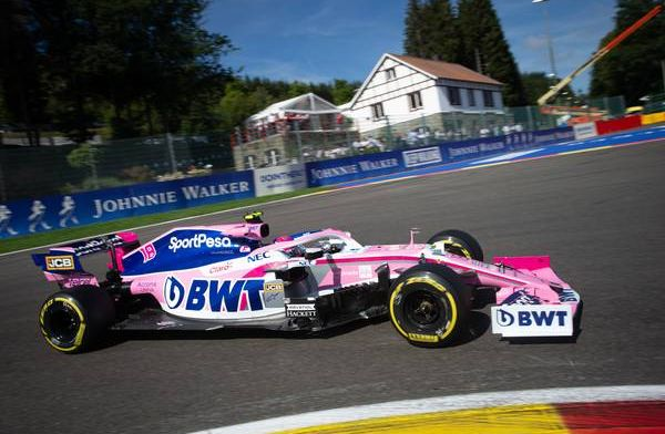 Lance Stroll believes he could've done more during Belgian GP
