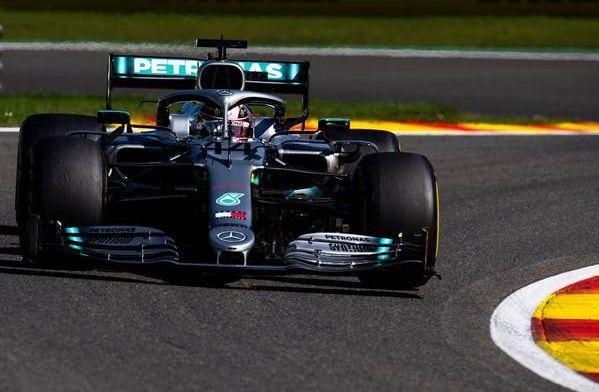 Mercedes hoped for better in Spa despite double podium!