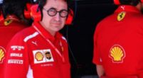 Image: Mattia Binotto expects Ferrari to be competitive again at Monza!