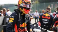 Image: Alex Albon impressed Horner all weekend after finishing fifth on Red Bull debut