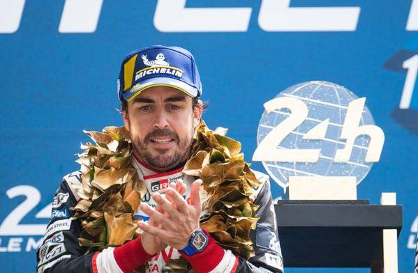 McLaren to be joined by Fernando Alonso at Italian GP!