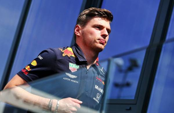 Max Verstappen not bothered by starting at the back in Monza