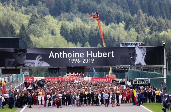 Spa to make some changes follow tragic death of Anthoine Hubert