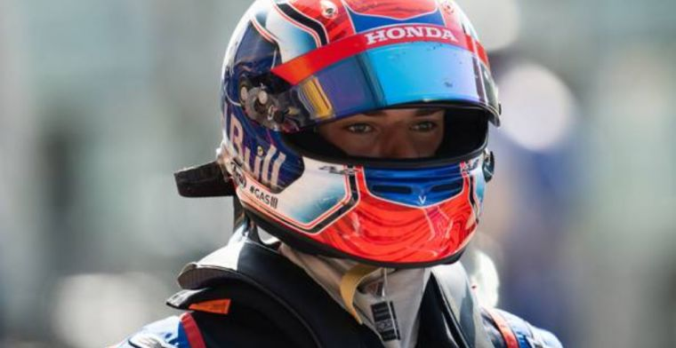 More to come from Gasly at Toro Rosso