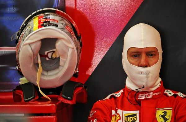 Sebastian Vettel unsure why he couldn't match Charles Leclerc's pace at Belgian GP