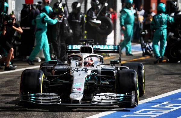 Mercedes has more points than ever after 13 races