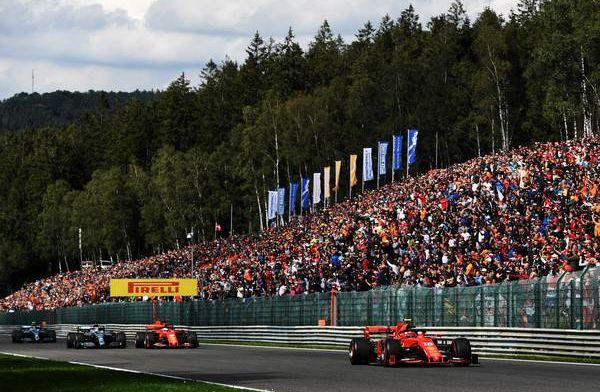 Charles Leclerc making Sebastian Vettel look like a number two driver... again