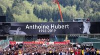 Image: Spa to make some changes follow tragic death of Anthoine Hubert