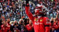 """Afbeelding: Palmer onder de indruk: """"Voor Leclerc was het moeilijker dan voor de meesten"""""""