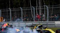 """Afbeelding: Hulkenberg moest Verstappen en Raikkonen ontwijken: """"Verloor veel plaatsen"""""""