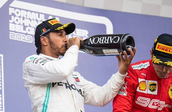 Hamilton: I'm living the best season of my career