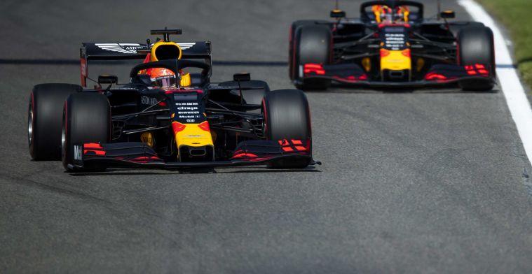 Salo: Red Bull koos voor Albon vanwege zelfde rijstijl als Verstappen